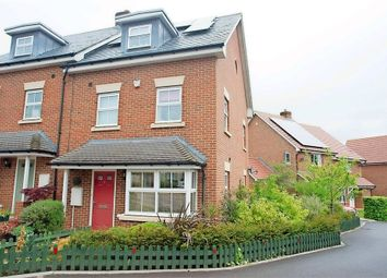 Thumbnail 4 bed semi-detached house for sale in Goldring Avenue, Hellingly, Hailsham, East Sussex