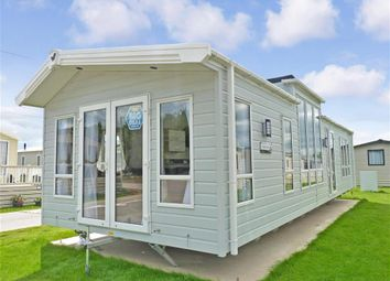 Thumbnail 2 bed mobile/park home for sale in Shottendane Road, Birchington, Kent