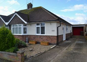 Thumbnail 2 bed semi-detached bungalow for sale in Spinney Way, Parklands, Northampton