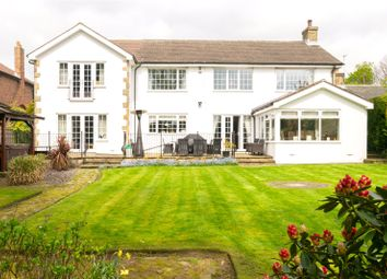Thumbnail 5 bed detached house for sale in Alwoodley Lane, Leeds, West Yorkshire