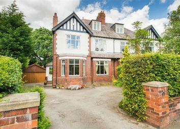 Thumbnail 5 bedroom semi-detached house for sale in Broadoak Road, Worsley, Manchester