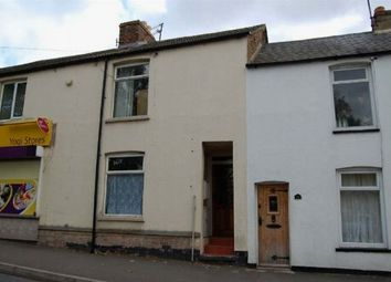 Thumbnail 3 bed terraced house to rent in Overstone Road, Moulton, Northampton