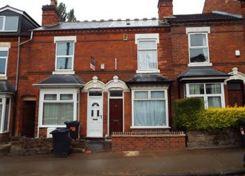 Thumbnail 3 bed terraced house to rent in Hubert Road, Selly Oak, Birmingham.