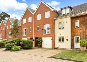 Thumbnail 3 bed terraced house to rent in Brook Avenue, Ascot