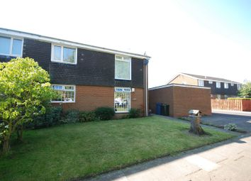 Thumbnail 2 bed flat for sale in Pensford Court, Newcastle Upon Tyne