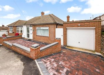 Thumbnail 2 bed semi-detached bungalow for sale in The Drive, Gravesend, Kent