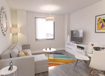 Thumbnail 2 bed flat for sale in Queen Street, Sheffield