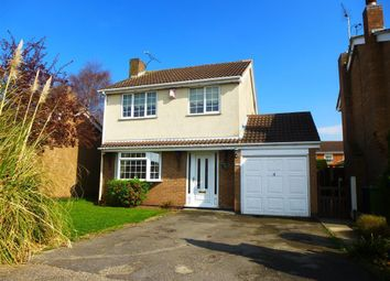 Thumbnail 3 bed detached house to rent in Hemmingfield Rise, Worksop
