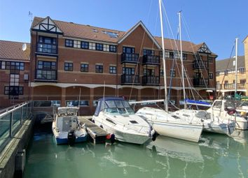 Thumbnail 2 bed flat for sale in The Quay, Emerald Quay, Shoreham Beach, West Sussex