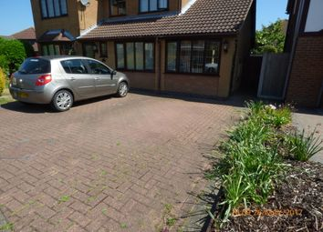 Thumbnail 1 bedroom flat to rent in Bloomfield Way, Carlton Colville, Lowestoft