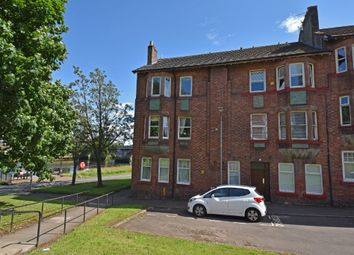 Thumbnail 2 bed flat for sale in Bowie Street, Dumbarton, West Dunbartonshire