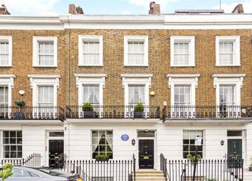 5 bed terraced house for sale in Markham Square, Chelsea, London SW3