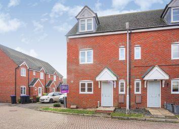 3 bed semi-detached house for sale in Milburn Drive, Northampton NN5