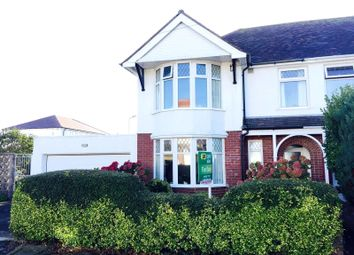 Thumbnail 5 bed semi-detached house for sale in Severn Road, Porthcawl