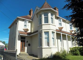 Thumbnail 4 bed semi-detached house for sale in Gwbert Road, Cardigan
