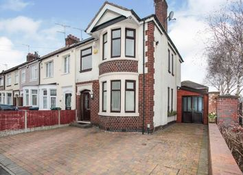 3 bed end terrace house for sale in Middlemarch Road, Radford, Coventry, West Midlands CV6