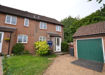 Thumbnail 3 bedroom end terrace house for sale in Clover Field, Lychpit, Basingstoke
