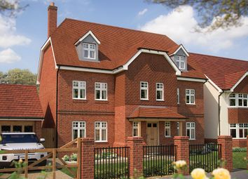 "Thumbnail 6 bed property for sale in ""The Kingsbury"" at Bradford Road, Sherborne"