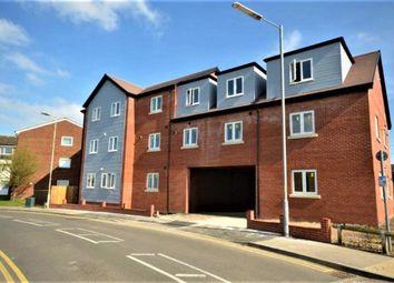 Thumbnail 2 bedroom flat to rent in Coleridge Court, Burns Road, Royston