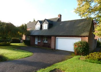 Thumbnail 4 bed detached house to rent in Walkers Orchard, Stoneleigh, Coventry