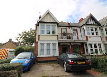 Thumbnail 3 bed flat for sale in Shaftesbury Avenue, Southend-On-Sea