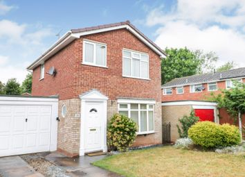 Thumbnail 3 bed link-detached house for sale in Millfields Way, Wombourne, Wolverhampton