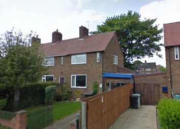 Thumbnail 2 bed end terrace house to rent in Carlton Park, Manby, Louth
