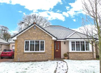 Thumbnail 3 bed bungalow for sale in Valley Gardens, Leslie