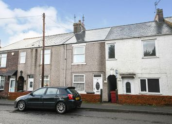 Thumbnail 3 bed terraced house to rent in Top Road, Calow, Chesterfield