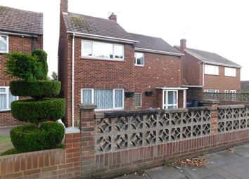 Thumbnail 3 bed detached house to rent in Tennyson Walk, Northfleet, Gravesend