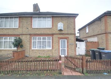 Thumbnail 3 bed semi-detached house for sale in Northern Avenue, London