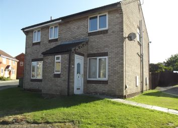 Thumbnail 2 bed semi-detached house for sale in Orion Way, Grimsby