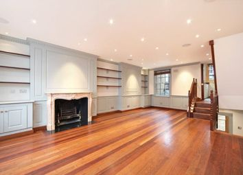 Thumbnail 4 bed terraced house to rent in Hasker Street, Chelsea