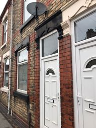 Thumbnail 3 bed terraced house to rent in Spencer Road, Shelton, Stoke On Trent