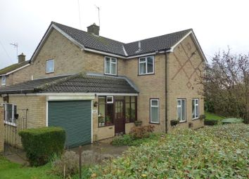 Thumbnail 3 bed detached house to rent in Cold Overton Road, Oakham