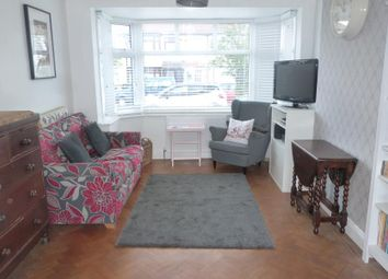 Thumbnail 3 bedroom property to rent in Pembroke Road, Palmers Green