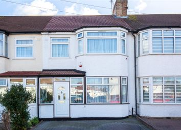 Thumbnail 3 bed terraced house for sale in Rylston Road, Palmers Green, London