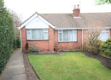 Thumbnail 3 bed semi-detached bungalow for sale in Argarmeols Road, Freshfield, Liverpool