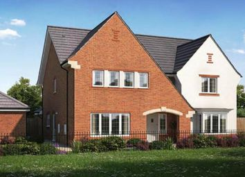 Thumbnail 5 bed detached house for sale in - Whitechapel - Preston Road, Grimsargh, Preston
