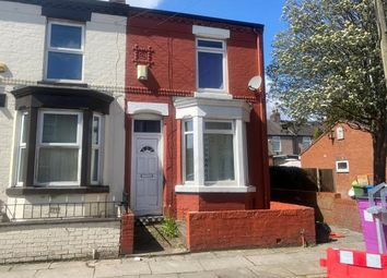 Thumbnail 2 bed end terrace house for sale in Sutcliffe Street, Liverpool