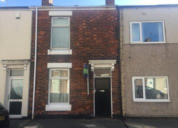 Thumbnail 3 bed terraced house to rent in Wales Street, Darlington