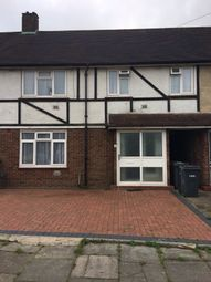 Thumbnail 4 bedroom terraced house to rent in Homestead Way, Luton, Bedfordshire