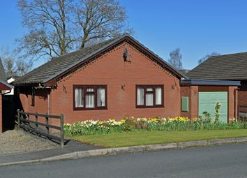Thumbnail 3 bed detached bungalow for sale in Howey, Llandrindod Wells