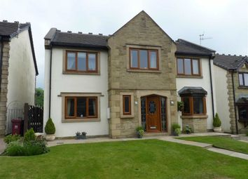 Thumbnail 5 bed detached house for sale in Woodlands Park, Whalley, Lancashire