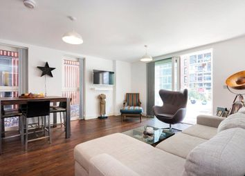 Thumbnail 3 bed flat for sale in Abraham House, Roseberry Place, London
