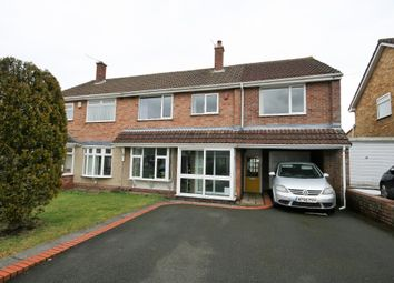 Thumbnail 4 bed semi-detached house for sale in Bordesley Road, Whitchurch, Bristol
