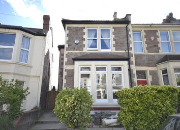 Thumbnail 4 bed end terrace house for sale in Church Road, Horfield, Bristol