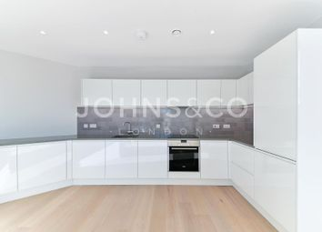 Thumbnail 1 bed flat to rent in Masthead House, Royal Wharf
