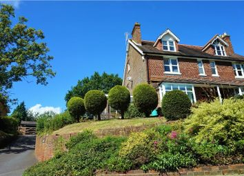 Thumbnail 4 bed semi-detached house for sale in Mid Street, Reigate Area