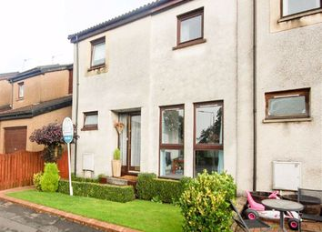 Thumbnail 3 bed end terrace house for sale in Kestrel Court, Hardgate, Clydebank